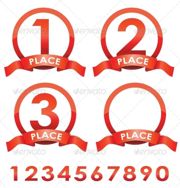 GraphicRiver Achivement Badgets Set 7815258