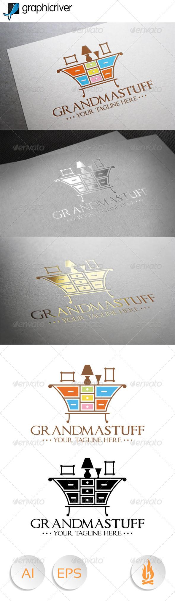 GraphicRiver Grandmastuff Logo 7815275