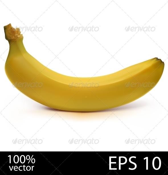 GraphicRiver Banana 7815400