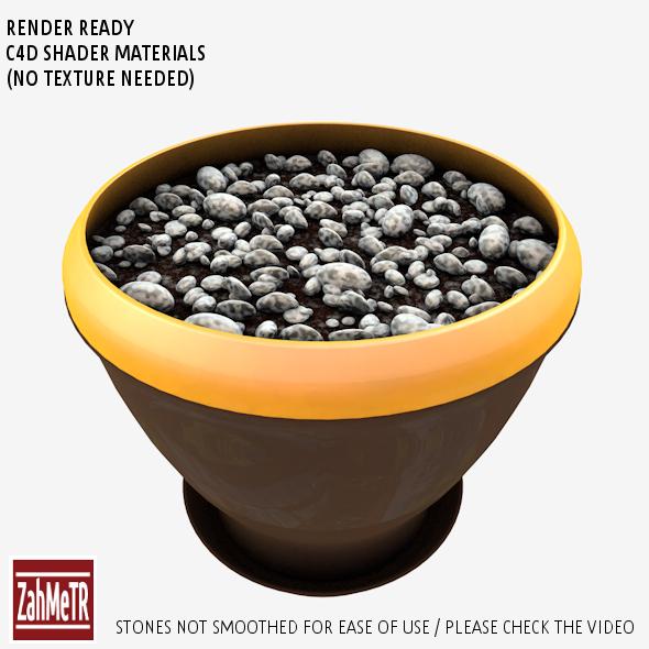 Flower / Plant Pot (Empty) - 3DOcean Item for Sale