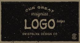 Swist'Blnk Insignias Logos and Badges