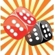 Lucky Dice - GraphicRiver Item for Sale