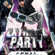 Extreme Party Flyer Template