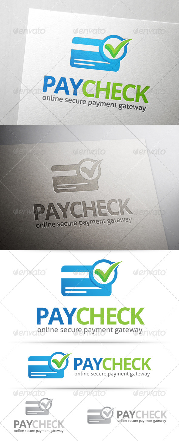 Payment Check Logo