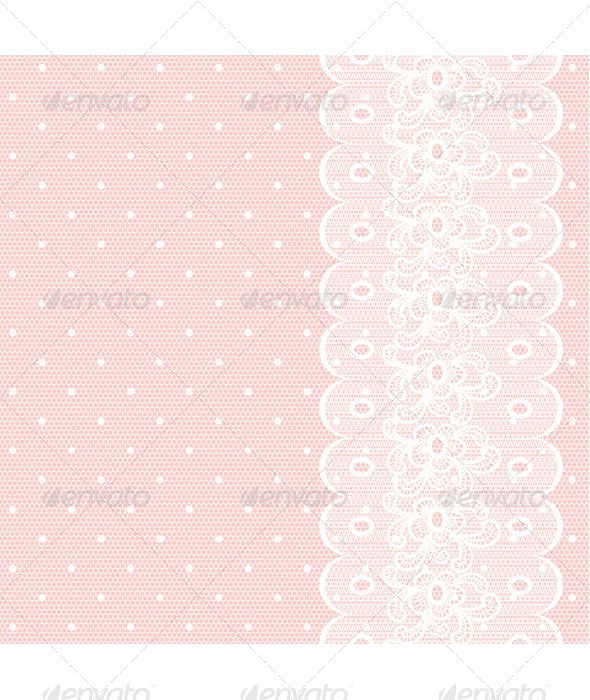 GraphicRiver Lacy Background 7817267