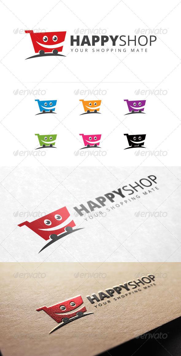 GraphicRiver Happy Shop 7817270