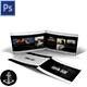 Resume l CV Booklet - GraphicRiver Item for Sale