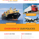 Freight / Shipment Services Flyer - GraphicRiver Item for Sale