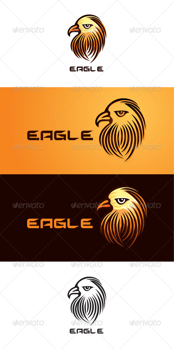 GraphicRiver Eagle Stock Logo Template 7818122