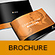 Horizontal Brochure A5 Audio Life - GraphicRiver Item for Sale