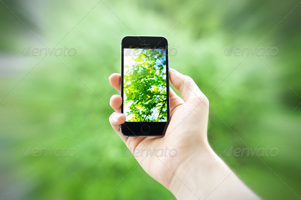 GraphicRiver Smartphone Mockup App Showcase 7819387