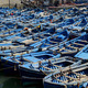 Blue boats Essaouira - PhotoDune Item for Sale