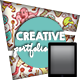 Tablet Creative Portfolio - GraphicRiver Item for Sale