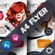 Beauty Salon Flyer Templates - GraphicRiver Item for Sale