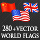 World Flags Complete Set - GraphicRiver Item for Sale