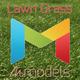 Realistic Lawn Grass