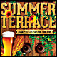 Summer Terrace Poster/Flyer - GraphicRiver Item for Sale