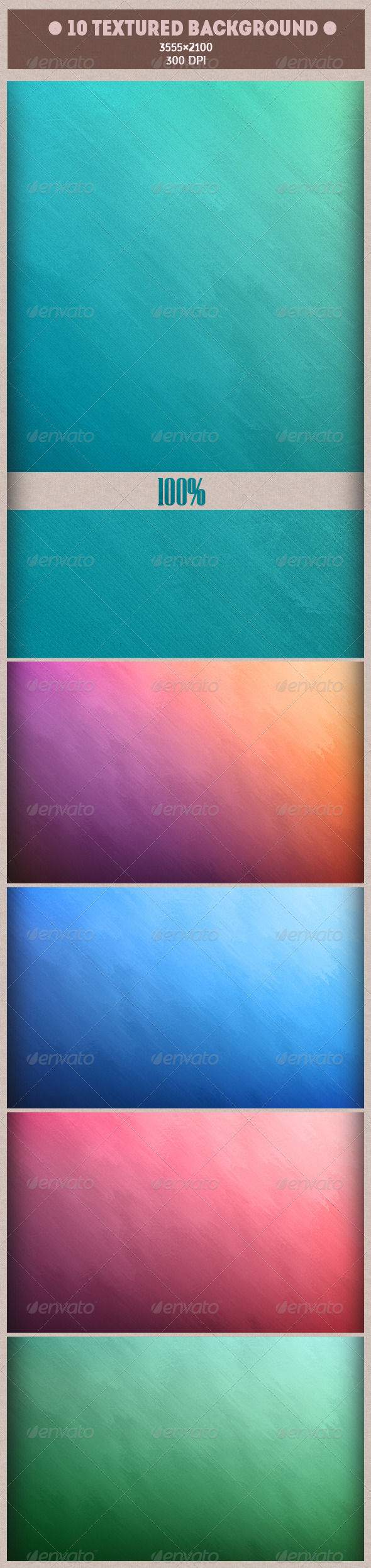 GraphicRiver 10 Textured Background 7822882