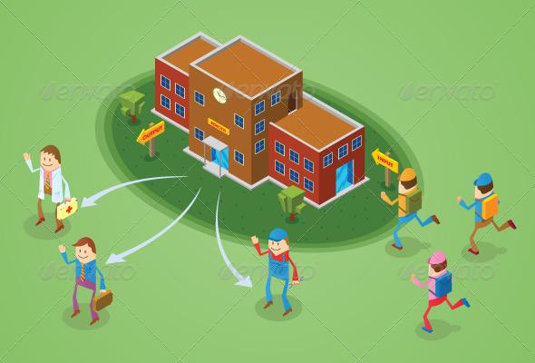 GraphicRiver Education Concept 7823325