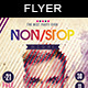 Non Stop Night | Flyer Template - GraphicRiver Item for Sale