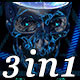 Digital Skull - VideoHive Item for Sale
