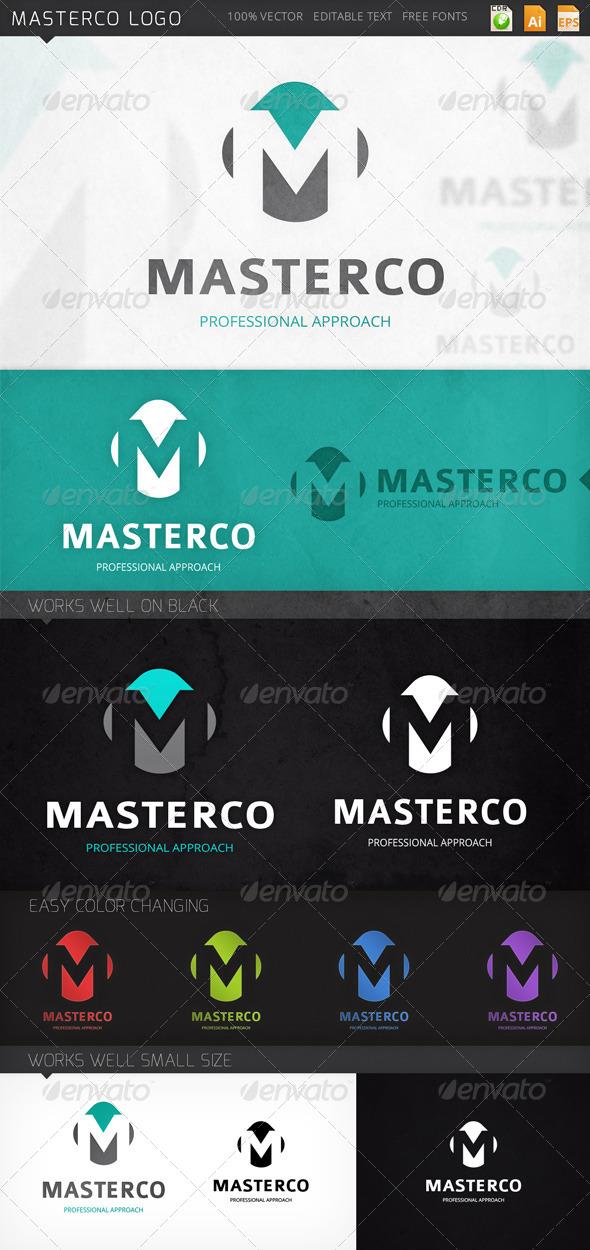 GraphicRiver Masterco Logo 7825004