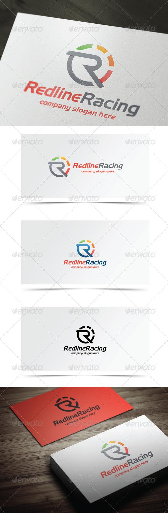 GraphicRiver Redline Racing 7827025
