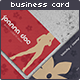 Beauty Salon Business Card - GraphicRiver Item for Sale
