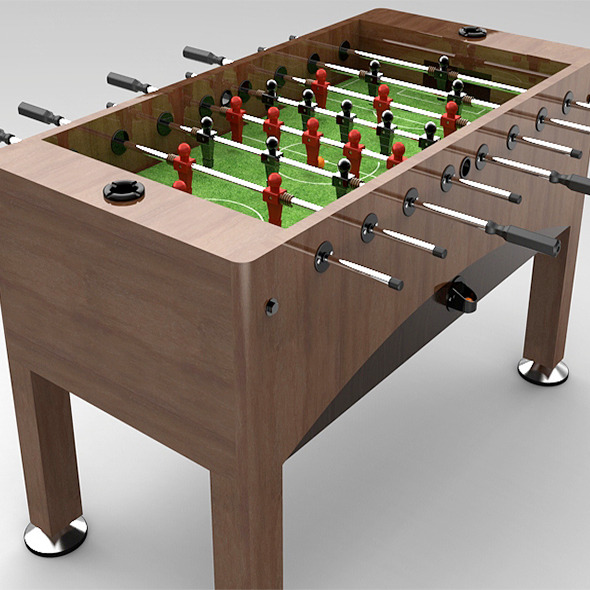 3DOcean Soccer Table 7828053