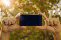 Hands holding smart phone - PhotoDune Item for Sale