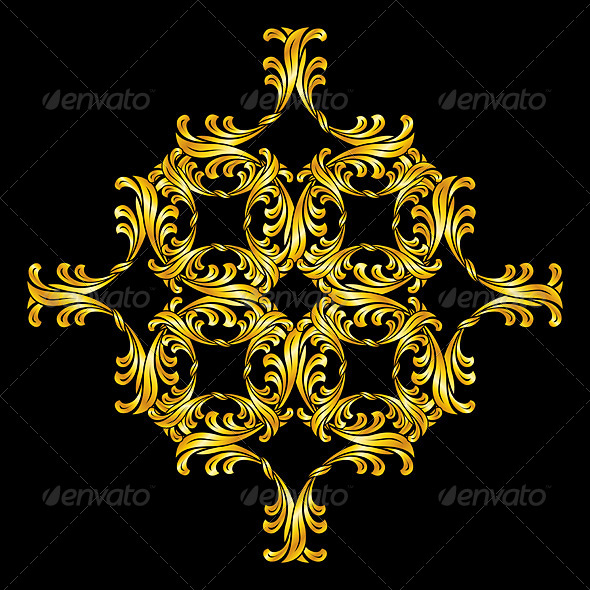 GraphicRiver Floral Pattern 7828263