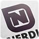 Nerdie Logo Template - GraphicRiver Item for Sale