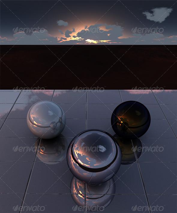 Desert 128 - 3DOcean Item for Sale