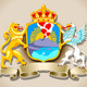 Coat of Arm of Naples - GraphicRiver Item for Sale
