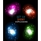 Explosion with Sparkles Design Collection - GraphicRiver Item for Sale