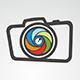 Colorful Camera V2 Logo - GraphicRiver Item for Sale