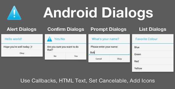CodeCanyon Android Dialogs 7831193