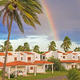 Panama, new modern townhouses. - PhotoDune Item for Sale