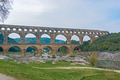 Pont du Gard Roman aqueduct near Avignon France - PhotoDune Item for Sale