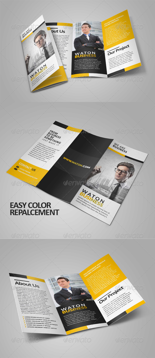 GraphicRiver Multipurpose Business Brochure Vol 2 7831562