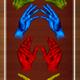 Download Vector Hands for Zombies Set