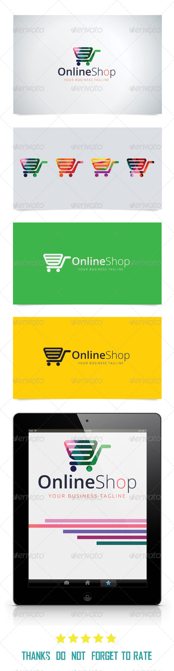 GraphicRiver E-Commerce 7835125