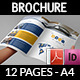 Corporate Brochure Template Vol.37 - 12 Pages - GraphicRiver Item for Sale