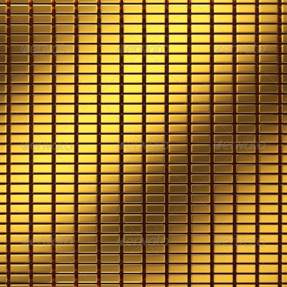 GraphicRiver Golden Bar Pattern 7836759