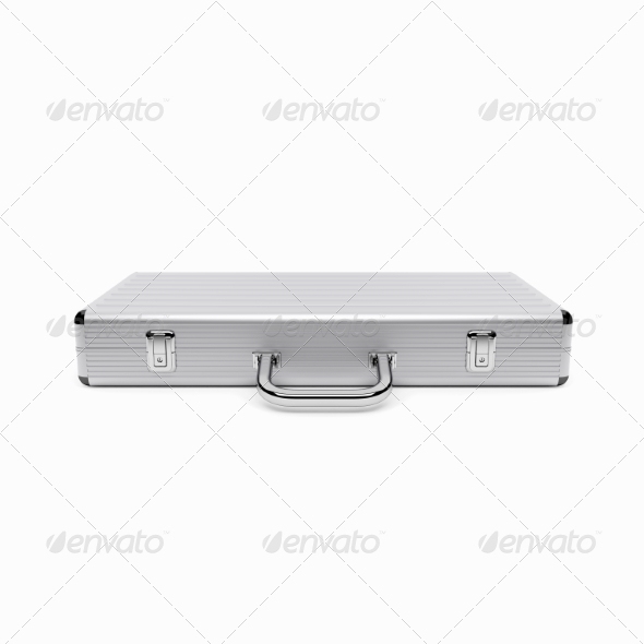 GraphicRiver Metal Case 7836761