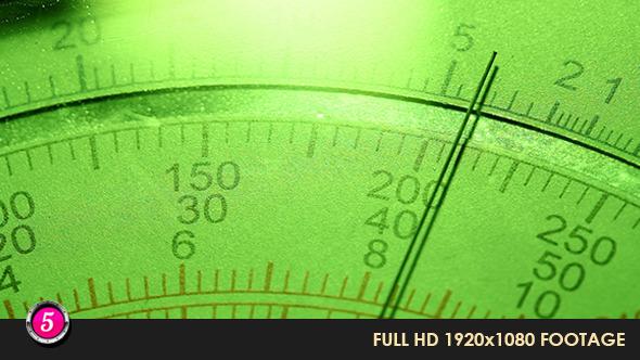 Electric Voltage Meter