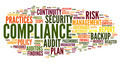 Compliance and audit in word tag cloud - PhotoDune Item for Sale