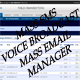 PHP Mass Email, Voice & SMS Membership Manager