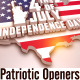 USA Freedom Patriotic Openers Pack - VideoHive Item for Sale