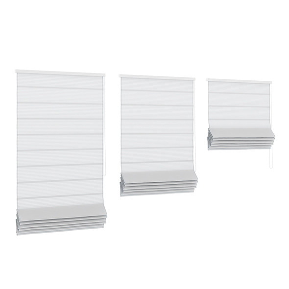 3DOcean White Roman Blinds 7838964